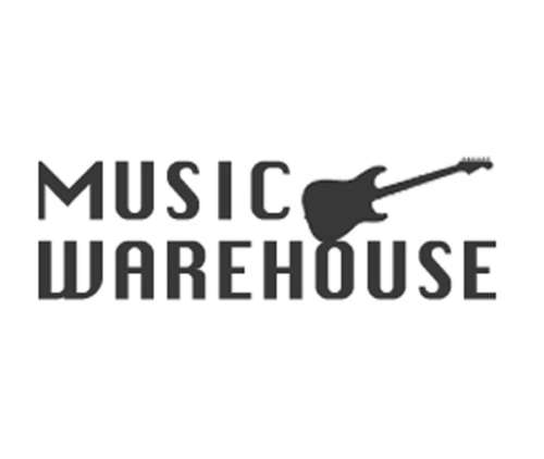 Music Warehouse logo
