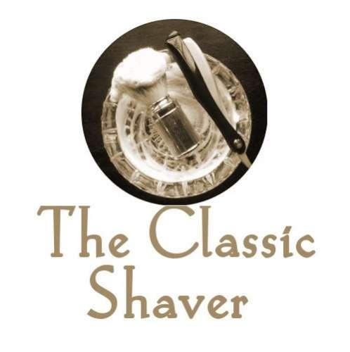 The Classic Shaver logo