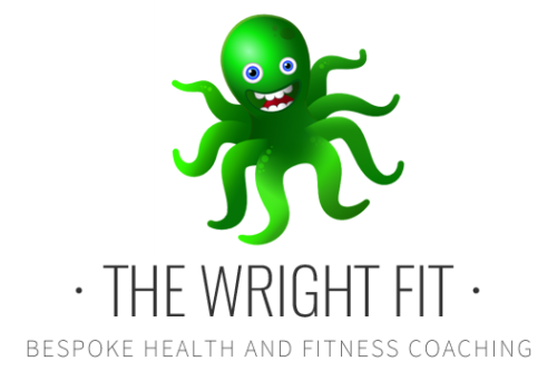 The Wright Fit logo