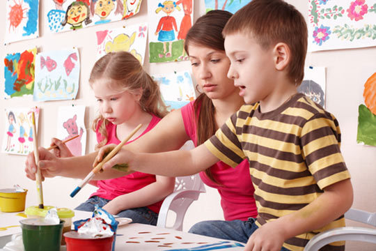 Haz de tu pasión por los niños tu profesión con el curso online de Técnico Auxiliar en Educación Infantil