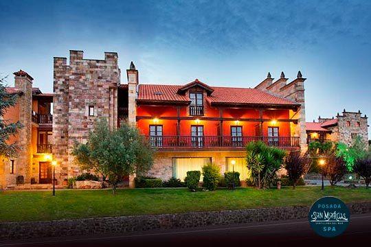 Escapada a Santillana del Mar a la Posada San Marcos ¡Incluye desayuno bufé, acceso a Spa, visita a elegir y opción a Spa!