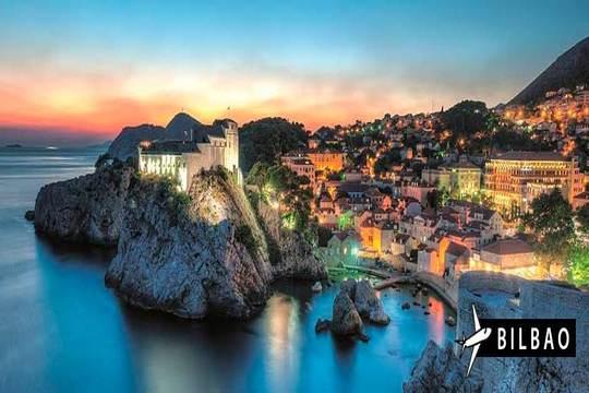 Agosto Circuito Croacia: 7 noches en MP o PC con vuelos ¡Desde Bilbao!