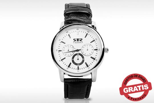 Luce elegancia y belleza en tu muñeca con este reloj de caballero modelo Canadá ¡Con gastos de envío!