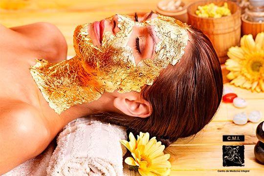 Luce una piel tersa y joven con el tratamiento facial con esencias minerales y mascarilla de oro del C.M.I ¡Luce tu mejor versión!