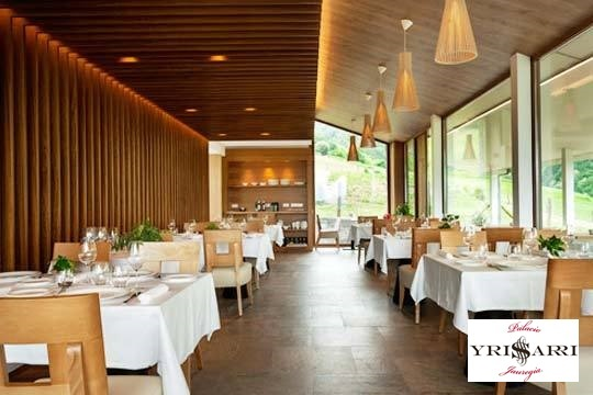 Disfruta de un día inolvidable con la entrada a BAXI-KO Natura + exquisito menú degustación en el Restaurante Hotel Palacio