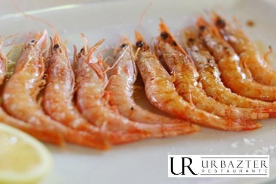 Menú de 7 recetas en el restaurante Urbazter ¡Junto al pantano!