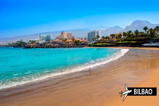 ¡Viaje a Tenerife con salida desde Bilbao! Estancia de 7 noches en Todo Incluido los meses de noviembre y diciembre