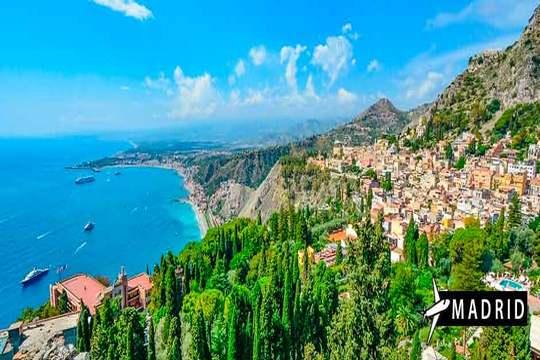 Verano en Sicilia con vuelo + 7 noches con desayunos en Catania