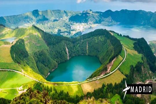 Verano: 7 noches en Terceira y Sao Miguel + vuelo