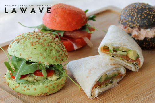 Descubre la #somofood: una alternativa saludable para un almuerzo junto a la playa de Somo.