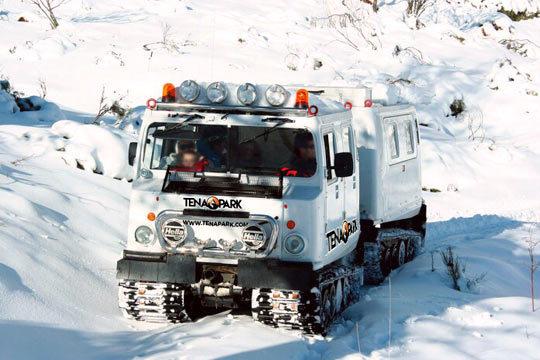 Atrévete a realizar una ruta inolvidable en un skicat en el Valle de Tena ¡Te moverás por la nieve como nunca!