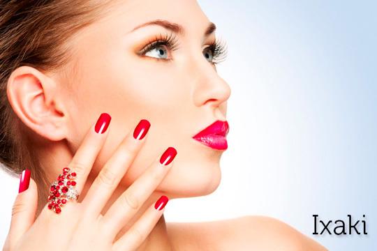 Cuida tu imagen y luce perfecta con este tratamiento de belleza completo ¡Incluye limpieza facial con extracción, manicura, diseño de cejas y depilación de labio!