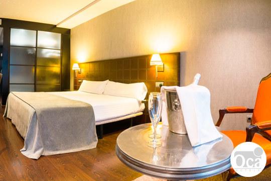 Disfruta de una escapada inolvidable en el hotel Oca Santo Domingo Plaza 4* con una o dos noches con desayuno ¡Y parking para que no te preocupes por el coche!