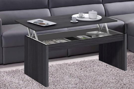 Colectivia muebles colectivia mesa de centro elevable for Mesa elevable amazon