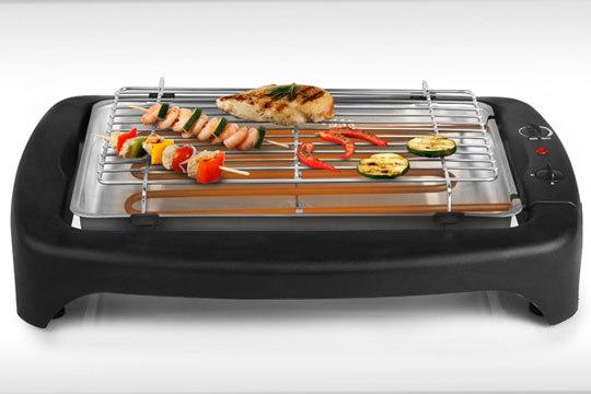Colectivia productos colectivia plancha barbacoa grill for Plancha electrica cocina