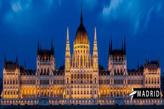 Verano a Budapest: Vuelo directo desde Madrid + 3 noches