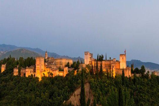 Otoño a Granada ¡3 noches + desayunos + entrada a Alhambra!