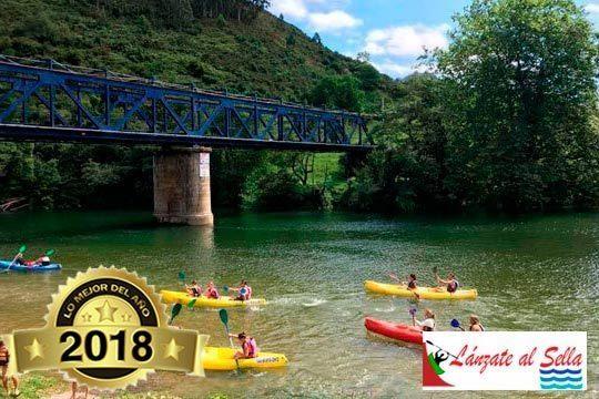 Disfruta de una experiencia única realizando el descenso del Sella con tu pareja o amigos ¡Opción a un riquísimo picnic asturiano!