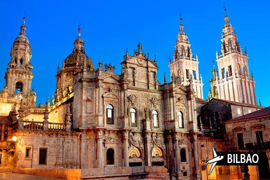 ¡Vuela a Santiago de Compostela desde Bilbao! Este puente de diciembre alójate 3 noches en la capital gallega y descubre todos sus rincones secretos