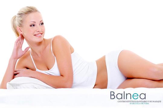6 sesiones de presoterapia con opción a masaje facial shiatsu en Balnea ¡Relájate y elimina centímetros!