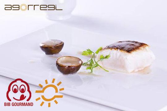 Disfruta con las creaciones del chef Gorka Arzelus en el Agorregi Jatetxea ¡Platos que sorprenderán a todos tus sentidos!