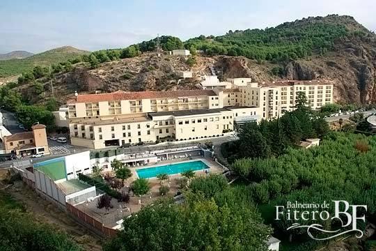 Relájate en Navarra con 1 o 2 noches con desayuno bufé  + Circuito termal + acceso a la piscina hidrotermal del Balneario de Fitero