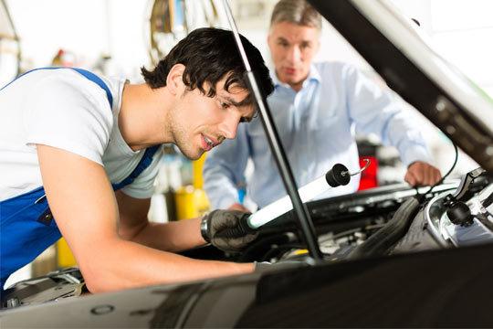 Sustitución de la correa de distribución + rodillos + tensor + revisión completa de 35 puntos del vehículo en Biscay Factory Garage ¡Por la seguridad de tu vehículo!