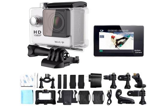 Cámara HD W8 1080P