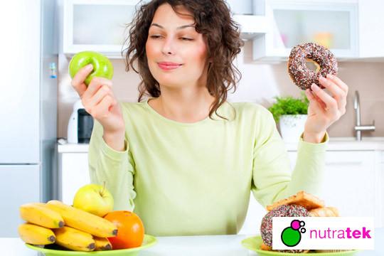 Nutratek te ayuda a cambiar de hábitos con 2 sesiones con un nutricionista personal ¡Tendrás tu propio plan nutricional!