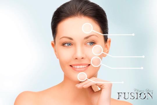 En la clínica Láser Fusión Vitoria conseguirán rejuvenecerte el rostro con 1 o 2 sesiones de tratamiento de vitaminas con Dermapen ¡Lucirás un cutis más joven que nunca!