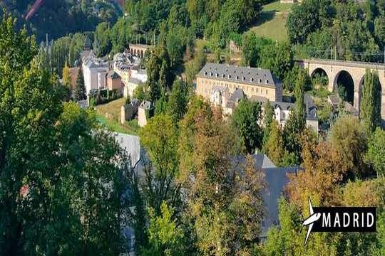 Luxemburgo: Vuelo de Madrid + 3 noches + desayuno