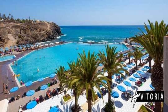 Septiembre en Tenerife: Vuelo desde Vitoria + 7 noches en Todo Incluido
