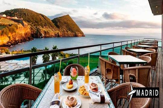 Descubre Terceira con vuelo desde Madrid y 7 noches con desayuno