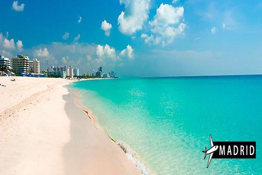 Abril en Miami con vuelo directo de Madrid + 7 noches en hotel