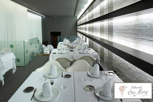 Menú degustación + visita a bodega + cata ¡Nueva gerencia! (La Rioja)