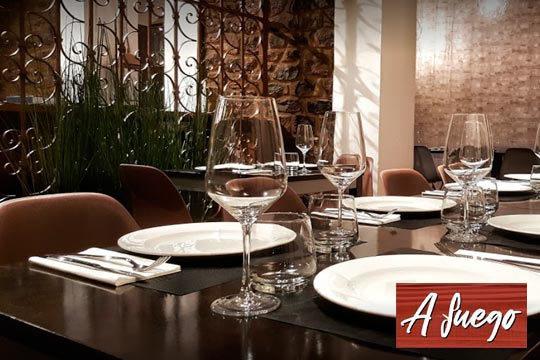 Suculento menú degustación especial de 6 platos ¡Alta cocina de autor!