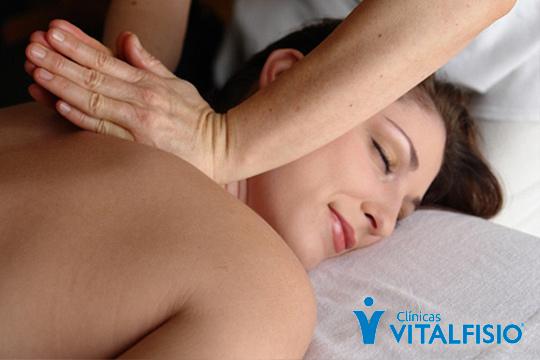 Elige entre 1 o 3 tratamientos fisoterapeúticos en las Clínicas Vitalfisio ¡Recupera la vitalidad!