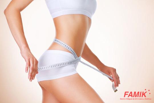Una combinación perfecta de tratamientos para actuar sobre las zonas de grasa localizada y que te olvides de ella ¡Presoterapia, vendas isotérmicas reductoras, masaje y mucho más!