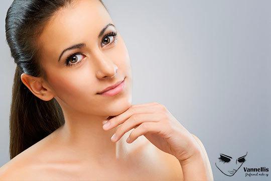 Limpieza facial básica o profunda en Vannellis Professional Make Up ¡El cuidado más delicado para tu piel!