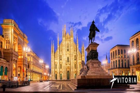 Semana Santa: 3 noches en hotel con desayuno ¡Descubre Milán!