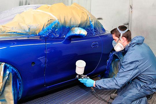Servicio de reparación y pintura de coches para golpes + Lavado exterior ¡Presume de coche perfecto como el primer día!