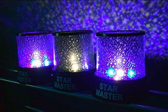 Proyector Estrellas Star Master