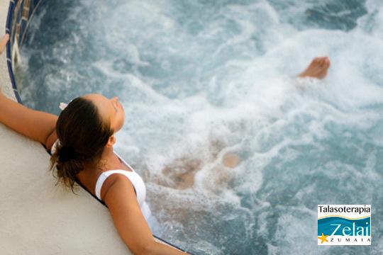 Disfruta de un circuito de Talasoterapia en Zelai ¡Con opción a mariscada!