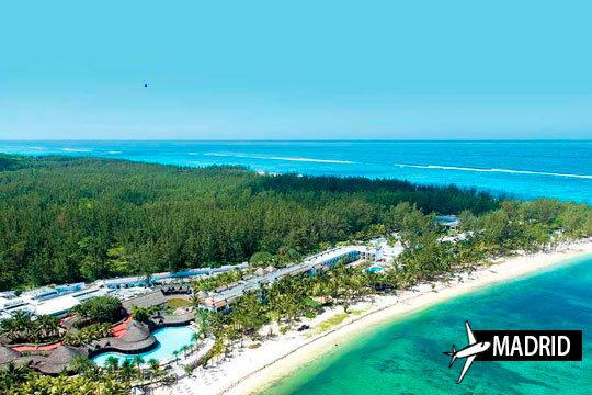 Disfruta de las vacaciones de tu vida en Isla Mauricio ¡7 noches en Todo Incluido y vuelos directos desde Madrid!