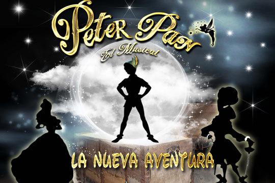 Diversión y fantasía se dan la mano para crear un viaje alucinante en 'Peter Pan. El Musical' ¡Maravillará a pequeños y mayores!