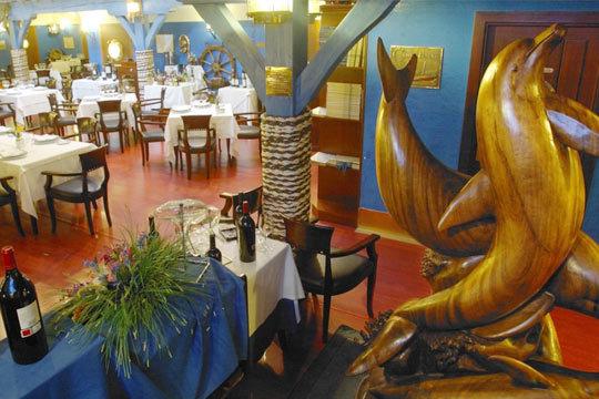 ¡Novedad! Menú de 5 platos en el Rest. Museo el Barco Untzigain