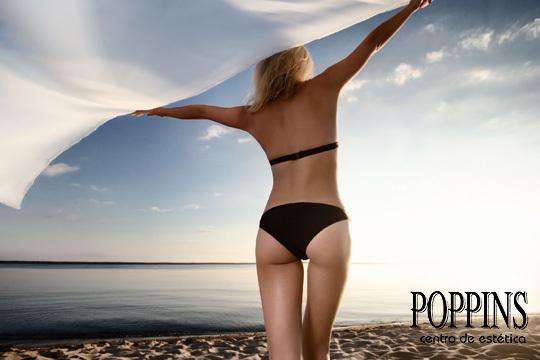 ¡Aún estás a tiempo de lucir cuerpazo en verano! Elige entre 3, 6, 10, 15 o 20 sesiones de LPG + masaje circulatorio + plataforma vibratoria en Poppins
