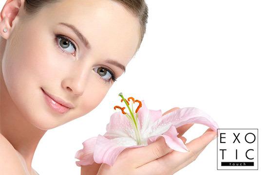 Renueva tu cutis con este tratamiento facial con activos de células madre vegetales y ácido hialurónico en el centro integral de belleza profesional Exotic Touch