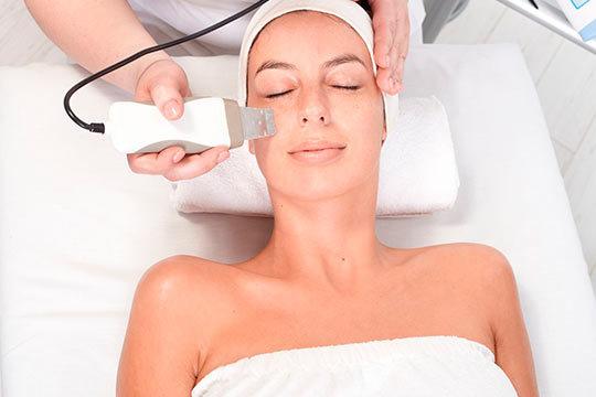 Limpieza de las capas más profundas del rostro, puntos negros, poros... en Sunai ¡El tratamiento favorece la generación del colágeno!