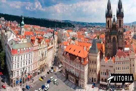 Semana Santa a Praga: Vuelo de Vitoria + 4 noches + desayuno+visita